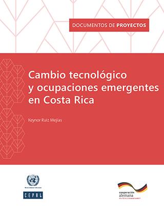 Cambio tecnológico y ocupaciones emergentes en Costa Rica