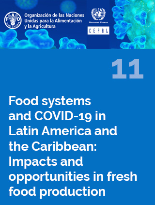 Food systems and COVID-19 in Latin America and the Caribbean N° 11: Impacts and opportunities in fresh food production