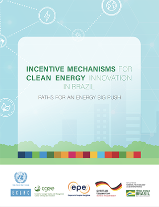 Incentive mechanisms for clean energy innovation in Brazil: Paths for an energy big push
