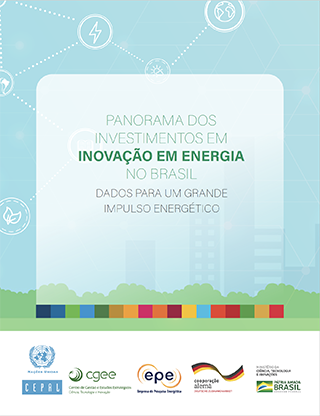 Overview of energy innovation investments in Brazil: data for an energy big push