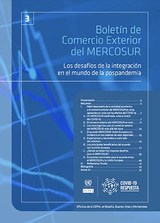 Boletín de Comercio Exterior del MERCOSUR Nº 3: los desafíos de la integración en el mundo de la pospandemia
