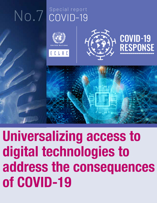 Universalizing access to digital technologies to address the consequences of COVID-19