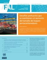 Desafíos portuarios que se mantienen: el aumento del tamaño de buques portacontenedores