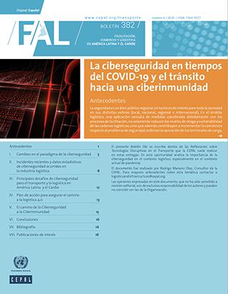 La ciberseguridad en tiempos del COVID-19 y el tránsito hacia una ciberinmunidad