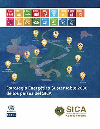 Estrategia Energética Sustentable 2030 de los países del SICA