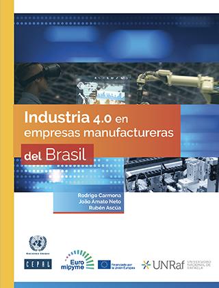 Industria 4.0 en empresas manufactureras del Brasil