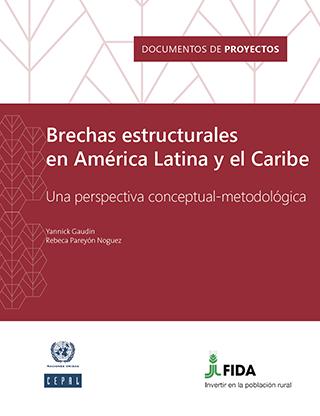 Brechas estructurales en América Latina y el Caribe: una perspectiva conceptual-metodológica