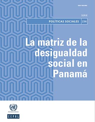 La matriz de la desigualdad social en Panamá