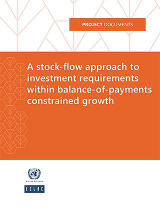 A stock-flow approach to investment requirements within balance-of-payments constrained growth