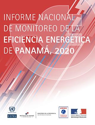 Informe nacional de monitoreo de la eficiencia energética de Panamá, 2020