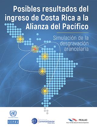 Posibles resultados del ingreso de Costa Rica a la Alianza del Pacífico: simulación de la desgravación arancelaria