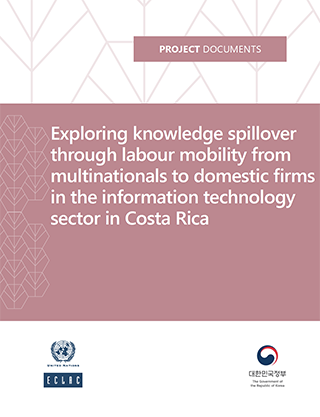 Exploring knowledge spillover through labour mobility from multinationals to domestic firms in the information technology sector in Costa Rica