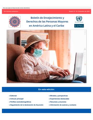 Boletín Envejecimiento y Desarrollo - No.18