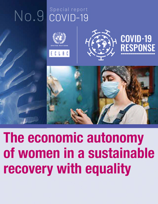 The economic autonomy of women in a sustainable recovery with equality