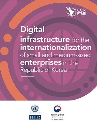 Digital infrastructure for the internationalization of small and medium-sized enterprises in the Republic of Korea
