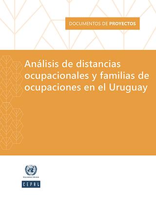 Análisis de distancias ocupacionales y familias de ocupaciones en el Uruguay