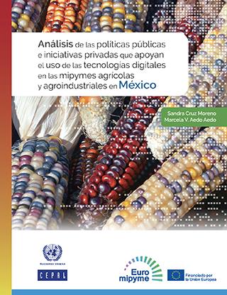 Análisis de las políticas públicas e iniciativas privadas que apoyan el uso de las tecnologías digitales en las mipymes agrícolas y agroindustriales en México