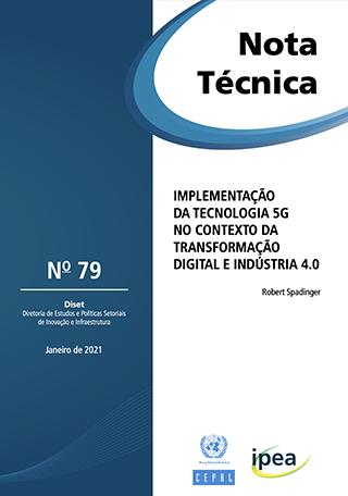 Implementação da tecnologia 5g no contexto da transformação digital e indústria 4.0