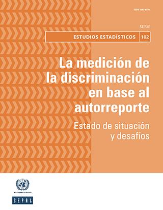 La medición de la discriminación en base al autorreporte: estado de situación y desafíos