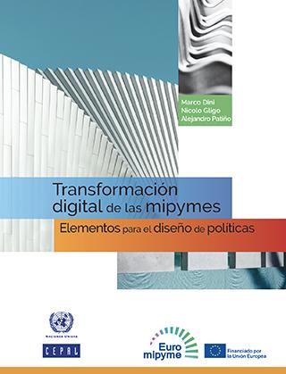 Transformación digital de las mipymes: elementos para el diseño de políticas