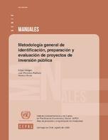 Metodología general de identificación, preparación y evaluación de proyectos de inversión pública