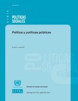 Política y políticas públicas