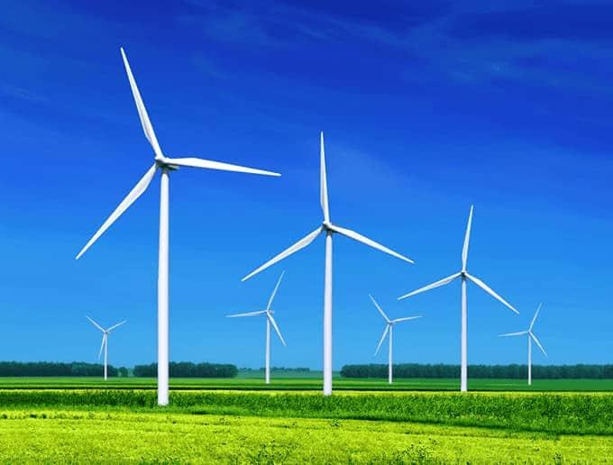 Energia Limpia Eólica