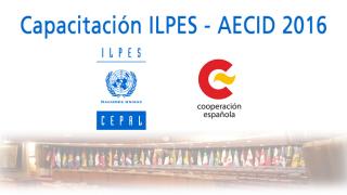 Capacitación ILPES-AECID 2016