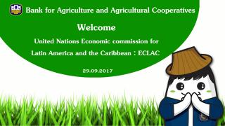Bank for Agriculture and Agricultural Cooperatives