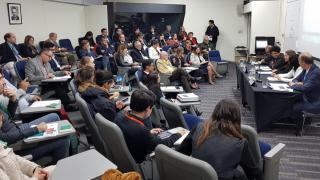 """Foro de los Países de América Latina y el Caribe sobre el Desarrollo Sostenible: Evento Paralelo: """"El valor del Agua en la Agenda 2030"""": Realidad y Desafíos"""