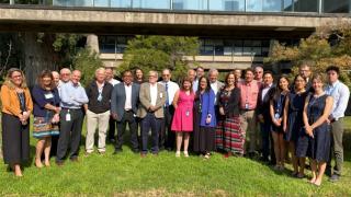"""Conversatorio """"Los desafíos y oportunidades para mejorar la gestión sobre el agua en Chile"""""""