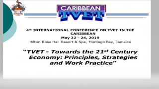 Fourth International Conference on TVET in the Caribbean