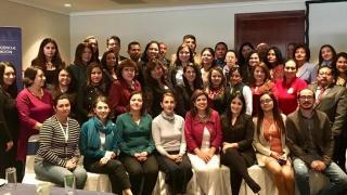 """Taller """"Trayectorias de mujeres en la Educación Técnico-Profesional: Desafíos para el Ecuador""""."""