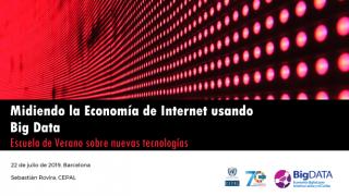 6ª Escuela de verano IBEI-CEPAL-CAF Hacia una transformación e Innovación Digital inclusiva en América Latina