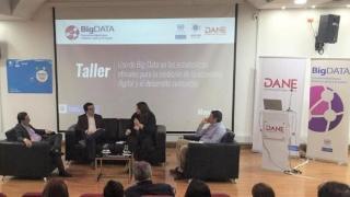 Uso de big-data en las estadísticas oficiales para la medición de la economía digital y el desarrollo sostenible