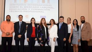 Seminario internacional sobre el mercado laboral, educación y formación técnico profesional