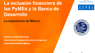 Inclusion Financiera de las PyMEs en Mexico