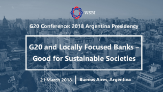 G20 Congerence Argentina