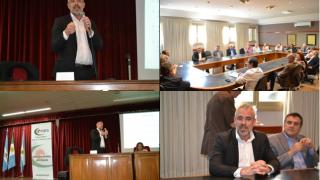 Jornada de Desarrollo Económico Regional en Chaco, Argentina