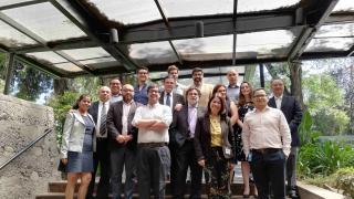 Reunión precio social del carbono  CEPAL EUROCLIMA+