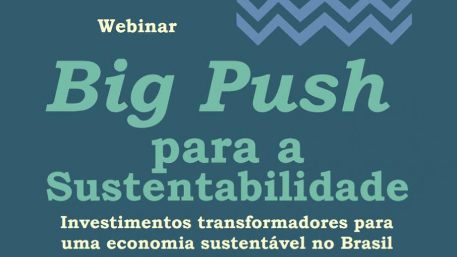 Big Push para a Sustentabilidade