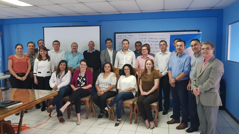 Asistencia técnica a Ministerio de Ciencias y Tecnología (MICITT) de Costa Rica