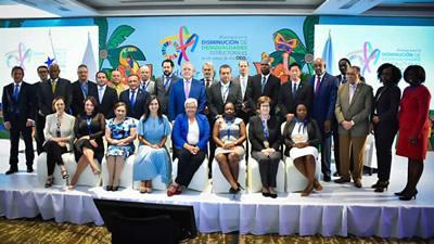 Declaración de Panamá reafirma el compromiso de autoridades de la región para reducir desigualdades