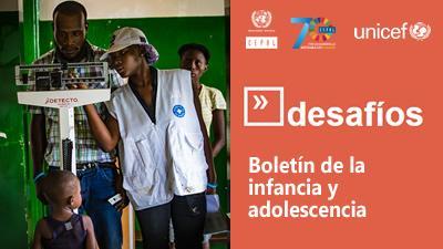 Boletín Desafíos No.21: El derecho a la alimentación saludable de los niños y niñas de América Latina y el Caribe