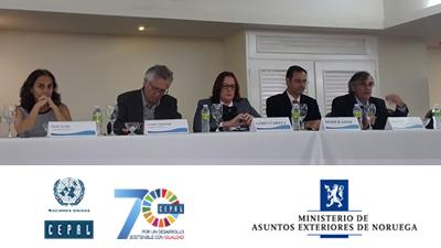"""Taller de expertos: """"Hacia una mejor inclusión social y productiva de los jóvenes dominicanos: El papel del sistema de formación y educación técnica profesional"""""""