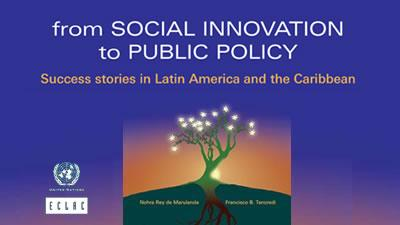 From social innovation to public policy