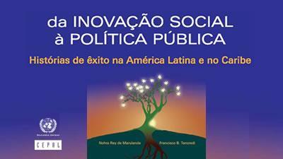 Da inovaçao a política pública