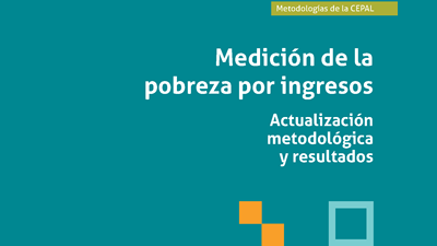 Banner Medición de la pobreza por ingresos: actualización metodológica y resultados