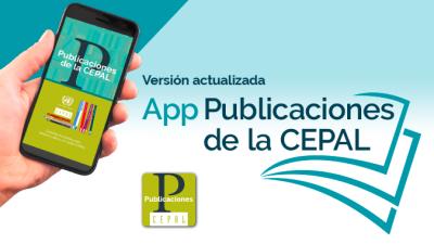 APP Publicaciones de la CEPAL versión actualizada