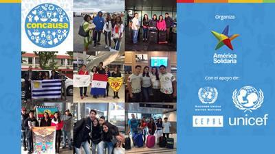ConCausa juventud y Agenda 2030